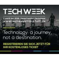 logo Tech Week 2018 - Frankfurt