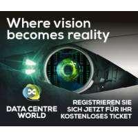 logo Data Centre World 2018 - Frankfurt