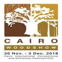 logo Cairo WoodShow, Cairo 2018