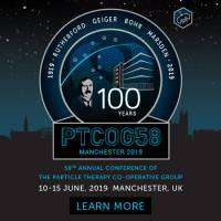 logo PTCOG58 | 10-15 June 2019, Manchester