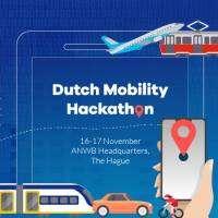 logo Dutch Mobility Hackathon