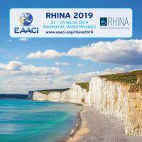 logo European Rhinallergy Meeting (RHINA 2019)