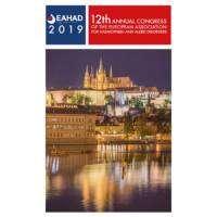 logo 12th EAHAD Congress   6-8 February 2019   Prague, Czech Republic