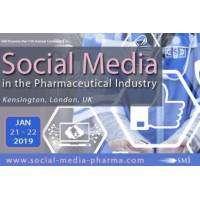 logo Social Media in the Pharmaceutical Industry, 21-22 January 2019, London, UK
