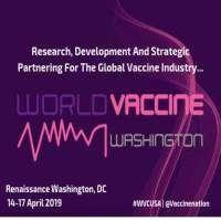 logo World Vaccine Congress Washington