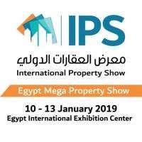 logo International Property Show Egypt