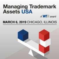 logo Managing Trademark Assets USA - March 6, Chicago
