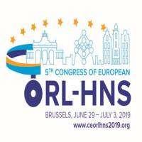 logo 5th Congress of European ORL-Head And Neck Surgery