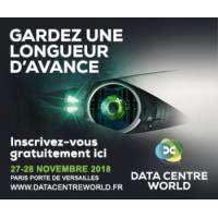 logo Data Center World Paris 2018