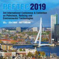 logo PEFTEC Downstream Conference and Exhibition 22-23rd May Rotterdam Netherlands