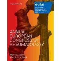 logo EULAR 2019 - Annual European Congress of Rheumatology