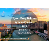 logo Novel Drug Delivery Systems Congress 2019
