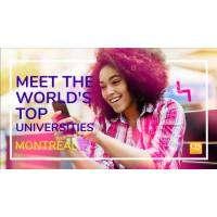 logo Montreal Graduate Fair - Meet Top US And International Master's Programs