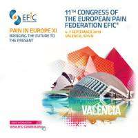 logo Pain in Europe XI: 11th Congress of The European Pain Federation (EFIC)