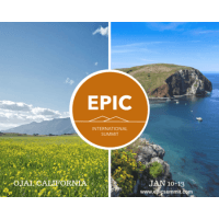 logo EPIC Summit: Global Creativity and Innovation Conference, Ojai, CA, 2019