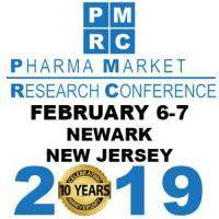 logo 2019 Pharma Market Research Conference USA