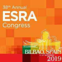 logo 38th Annual ESRA Congress (ESRA 2019)