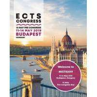 logo 46th European Calcified Tissue Society Congress (ECTS), Budapest 2019