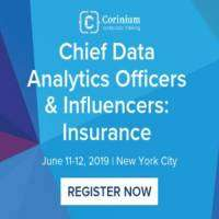logo Chief Data Analytics Officers And Influencers: Insurance