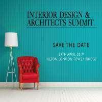 logo Interior Design and Architect Summit April 2019