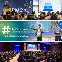 logo AllFacebook Marketing Conference - Munich 2019