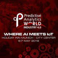 logo Predictive Analytics World for Industry 4.0 - Munich 2019