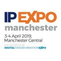 logo IP EXPO Manchester 2019