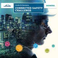 logo Linde and Siemens Connected Safety Challenge