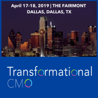 logo Transformational CMO Assembly in Dallas, Texas - April 2019