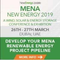 logo MENA New Energy 2019