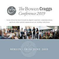 logo The Bowen Craggs Conference - Berlin 2019