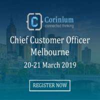 logo Chief Customer Officer Melbourne Conference 2019