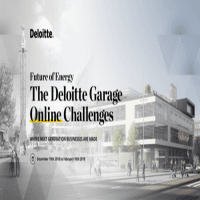 logo The Garage Online Challenges for the Future of Energy