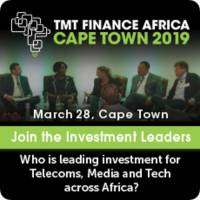 logo TMT Finance Africa in Cape Town 2019