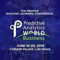 logo Predictive Analytics World for Business - Las Vegas - June, 2019