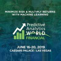 logo Predictive Analytics World for Financial Services - Las Vegas - June, 2019