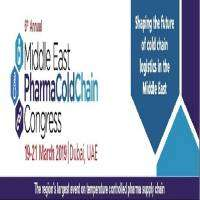 logo Middle East Pharmaceutical Cold Chain Conference