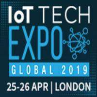 logo IoT Tech Expo Global 2019