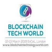 logo Blockchain Technology World 2019