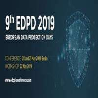 logo European Data Protection Days 2019 - The Berlin Conference