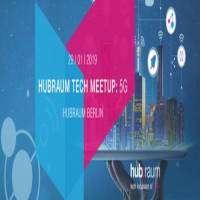 logo hubraum Tech Meetup: 5G