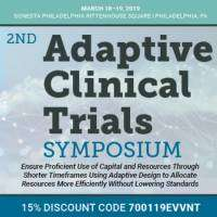 logo 2nd Adaptive Clinical Trials Symposium