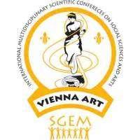 logo SGEM Vienna Art 2019, Scientific Conference on Social Sciences and Arts