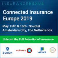 logo Connected Insurance Europe, 2019, Amsterdam, The Netherlands
