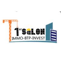 logo salon de l'investissement dans l'immobilier, le batiment, les travaux publics et l'infrastructure