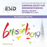 logo ESID 2019: Focused Meeting of the European Society for Immunodeficiencies