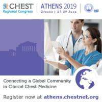 logo CHEST Regional Congress 2019 Athens