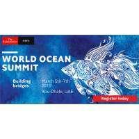 logo World Ocean Summit 2019, Abu Dhabi