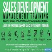 logo Sales Development Management Training San Francisco February 21st 2019