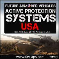logo Future Armored Vehicles Active Protection Systems USA